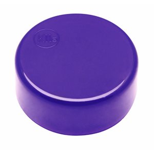 """2"""" ROUND AUXILIARY, 9 DIODE, PURPLE"""