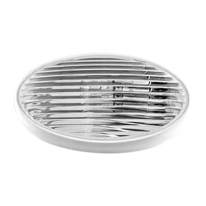 INCANDESCENT PORCH LIGHT, OVAL, W / O SWITCH