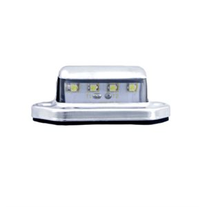 LED LICENSE PLATE / UTILITY LIGHT, 4 DIODE