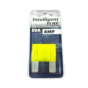 INTELLIGENT FUSE, AMP MAXI BLADE SERIES, 1-PACK, 20 AMP