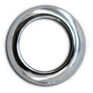 "CHROME BEZEL, FOR 3 / 4"" MARKERS, FITS L14-0066 & 0110 SERIES"