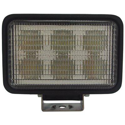 LED WORK LIGHT, 6 LED- FLOOD
