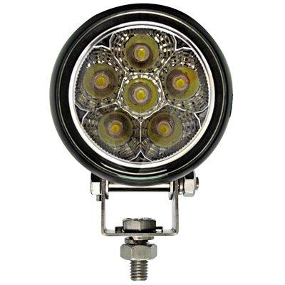 LED WORK LIGHT, 6 LED-SPOT