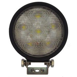 LED WORK LIGHT, 6 LED-1350 LM, FLOOD