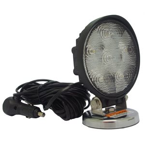 LED WORK LIGHT, 1350 LM, FLOOD, W / MAGNETIC BASE