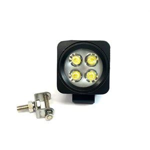 LED WORK LIGHT, 4 LED,1020 LM, FLOOD