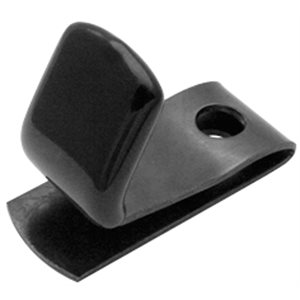"MOUNTING CLIP, REAR AXLE COVER, 22.5"" FOR STAND AROUND, 3 / PKG"