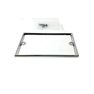 KENWORTH BEZEL-WIPER BCU, DASH CHROME