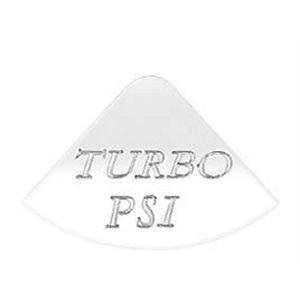 """FREIGHTLINER GAUGE EMBLEM, """"TURBO PSI""""- FLD CLASSIC"""