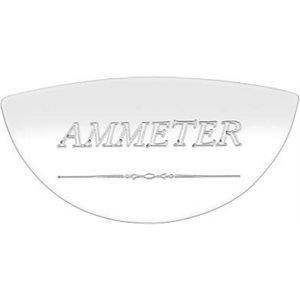 FREIGHTLINER GAUGE EMBLEM, AMMETER - FLD CLASSIC