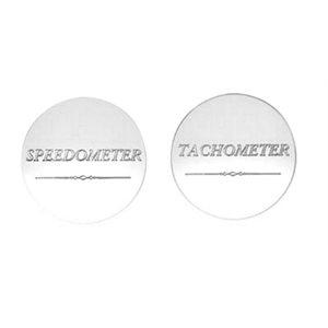 FREIGHTLINER GAUGE EMBLEM, SPEEDOMETER & TACHOMETER- FLD CLASSIC