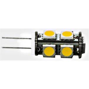 LED BULB, G-4, 3500K