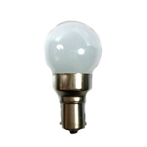 LED BULB, W / BAYONET BASE, 5500K