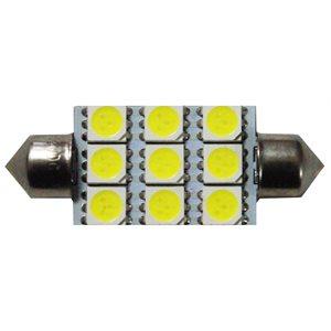 LED BULB, SV8.5 FESTOON, 5500K