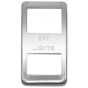 WESTERN STAR SWITCH COVER,EXT. LIGHTS