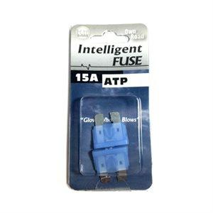 INTELLIGENT FUSE, ATP BLADE SERIES, 2-PACK, 15 AMP